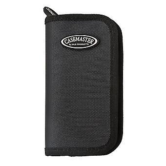36-0802-01, Casemaster Deluxe Boîtier de fléchettes en nylon noir