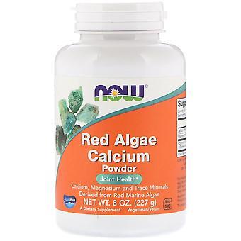 Now Foods, Red Algae Calcium Powder, 8 oz (227 g)