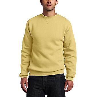 Russell Athletic Men's Dri-Power Fleece Sweatshirt, GT Gold, 4X-Large