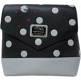 Loungefly X Star Wars Death Star Polka Dot Mini Backpack