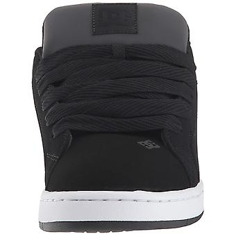 DC Herre Court Graffik Low top lace up mode sneakers