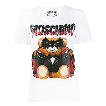 Bat Teddy Bear Logo T-Shirt