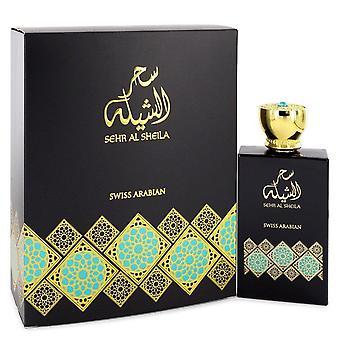 Sehr al sheila eau de parfum spray (унисекс) от swiss arabian 546348 100 мл