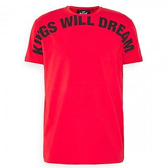 Kings Will Dream Beseck Red T-Shirt
