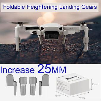 Mini 25mm Foldable Extended Landing Gear Support Protector Extensions Leg Stabilizers  (landing Gear)