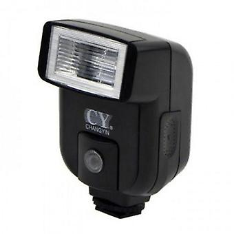 Hot Shoe Sync Port 5600k Mini Universal Flash Speedlite For Nikon Canon Panasonic Olympus Pentax Sony Alpha Cameras