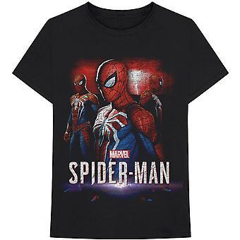 Marvel Comics Spider Games Officiële T-Shirt Unisex