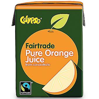 Calypso Fairtrade Pure Orange Juice Cartons