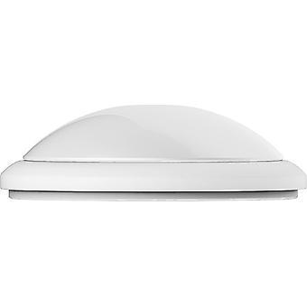 Inspiriert Techtouch - Surf Ecovision - Runde LED 20W Naturweiß 4000K, 1600lm, 330mm, Inc. Treiber, IP54