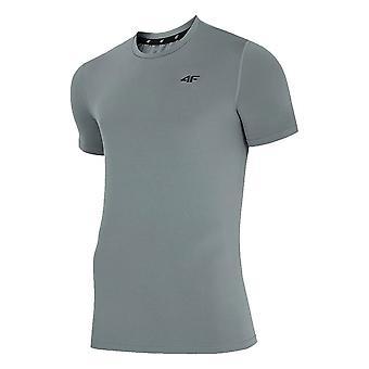 4F TSMF002 NOSH4TSMF00225S universal todo el año hombre camiseta