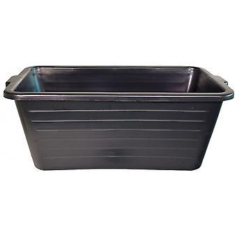 Flüssigkeitssammelbehälter 90 Liter schwarz