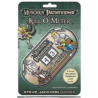 Munchkin Pathfinder Kill-o-Meter Bordspel Dobbelstenen