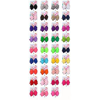 Hair Clip Headwear Hair Bow For Baby Kids - Hair Accessories