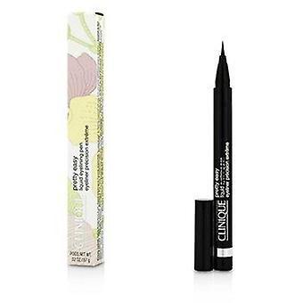 Pretty Easy Liquid Eyelining Pen - #01 Black 0.67g or 0.02oz