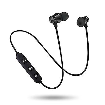 Bluetooth Earphone Sport Magnetic V4.2 Stereo Sports Waterproof Earbuds Wireless In-ear Headset With Mic For Iphone
