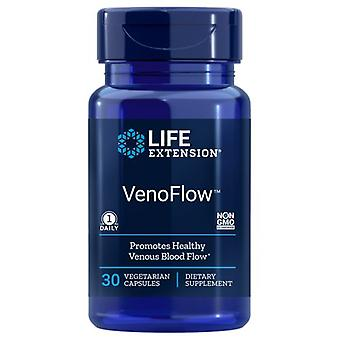 تمديد الحياة Venoflow، 30 قبعات الخضار
