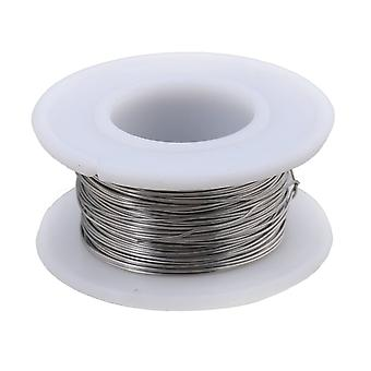 1200Degree Max Temperature 20M 2080 Heat Nickel-chromium Wires 0.4mm Dia