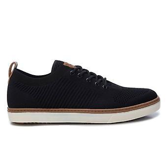 Chaussure pour hommes Xti en tissu stretch noir