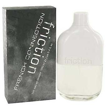 Fcuk Friction By French Connection Eau De Toilette Spray 3.4 Oz (men) V728-490722