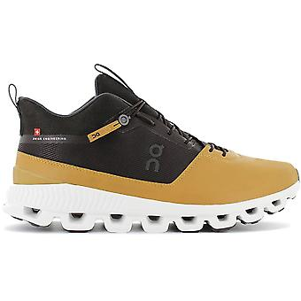 ON Running Cloud Hi - Men's Shoes Caramel Braun 28.99807 Sneakers Sports Shoes