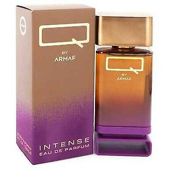Q Intense By Armaf Eau De Parfum Spray 3.4 Oz (men) V728-551430