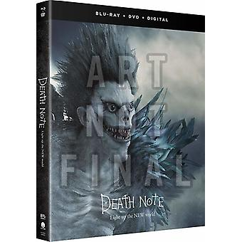 Death Note: Light Up the New World - Movie Three [Blu-ray] USA import