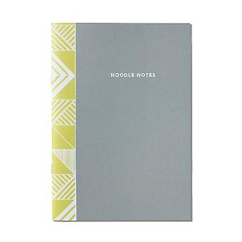 نودلز تلاحظ دفتر ملاحظات لخربشة