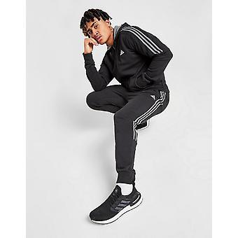 Uusi adidas Originals Men's Energize Fleece Joggers Musta
