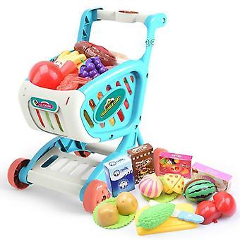 Supermarket Shopping Cart Toy
