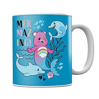 Gli orsi della cura sbloccano la tazza sirena dell'orso tifo magico