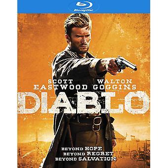 Diablo [Blu-ray] USA import