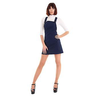 Vintage lena pinafore mini summer dress