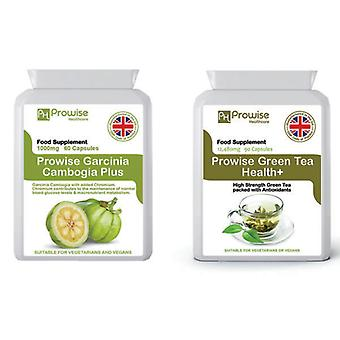 Green Tea + Garcinia Cambogia