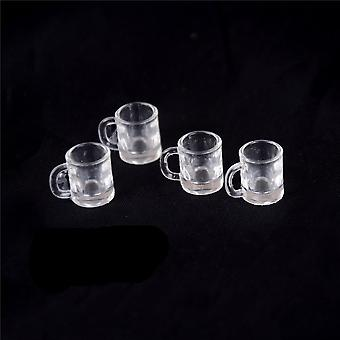 Mini Mineral Water Bottles - Dollhouse Miniature Toy