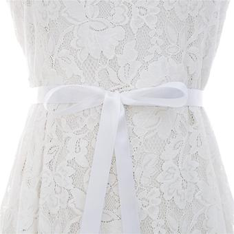 Elegant Rhinestones Belt Ribbon Bridal Belt For Wedding Gown Wedding