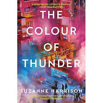 The Colour of Thunder by Suzanne Harrison