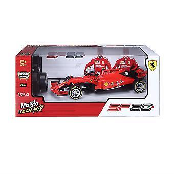 1:24 F1 Ferrari SF90 2019 Season LeClerc Radio Controlled Toy