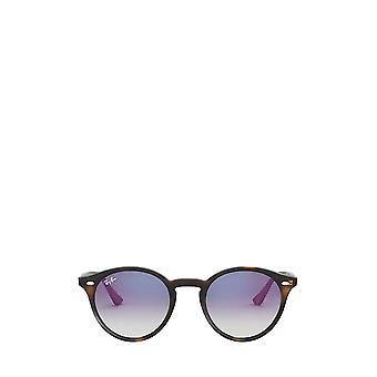 راي بان RB2180 خفيفة هافانا النظارات الشمسية للجنسين