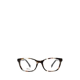 Dior DIORETOILE2 grey havana female eyeglasses