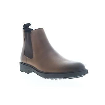 Frye & Co. Jackson Chelsea  Mens Brown Leather Chelsea Boots