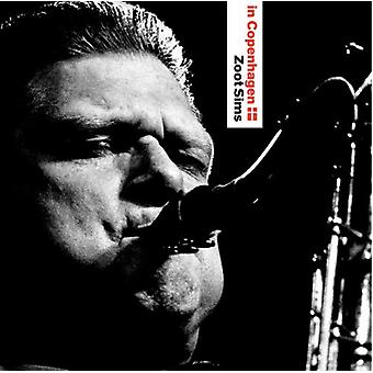 Zoot Sims Trio - In Copenhagen [CD] USA import