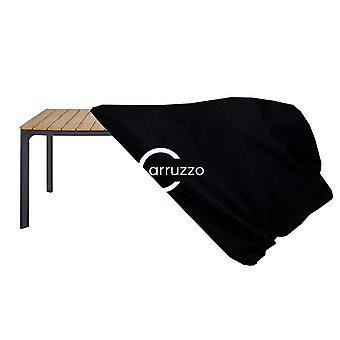 Gartenmöbelbezug schwarz - 200x160x70cm