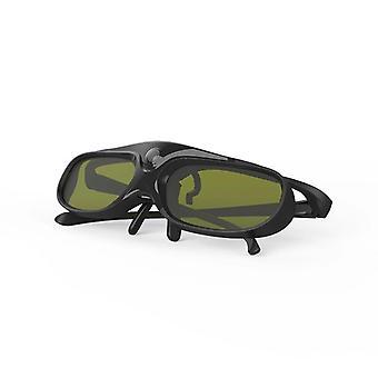 Xiaomi Ecological XGIMI chaîne active shutter type lunettes 3D 60h de long au laser à vie de la batterie Projector t