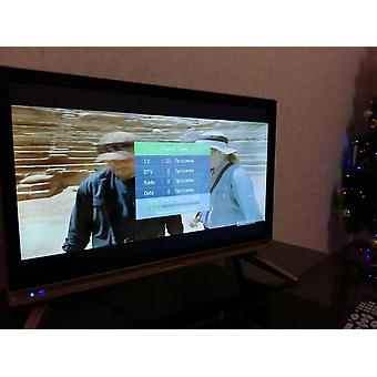 24'' Inch Retro Digital Tv Russia Languages Dvb-t2 Led Tv