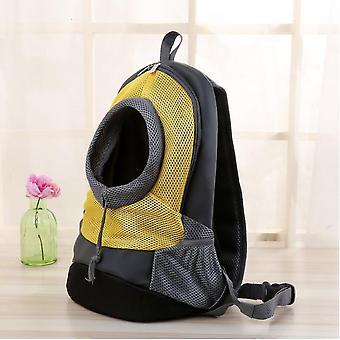 Pet Travel Carrier Should Bag Carry Bag Ruck Sack Back Pack