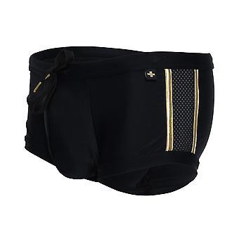 Andrew Christian Impact Mesh Trunk Swimsuit | Men's Underwear | Men's Boxer Shorts