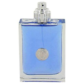 Versace Pour Homme Eau De Toilette Spray (Tester) von Versace 3.4 oz Eau De Toilette Spray