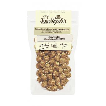 Caramelised Ginger & Lemongrass Popcorn by Michel & Alain Roux