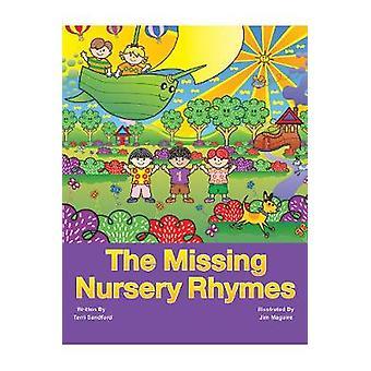 The Missing Nursery Rhymes by Terri Sandford - 9781528947305 Book