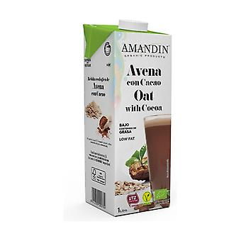 Oatmeal Drink with Cocoa 1 L